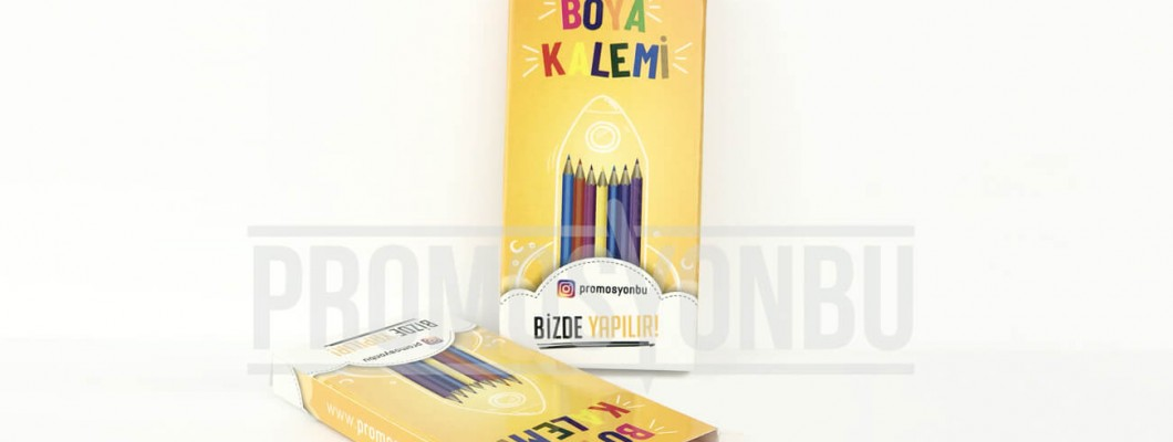 Promosyon Boya Kalemi Her Sektöre Hitap Ediyor!